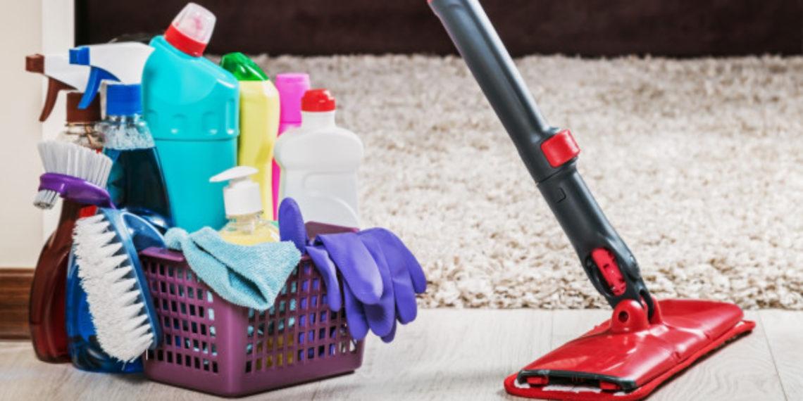 higiene y limpieza para la cuarentena