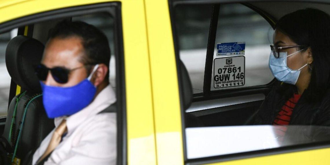 Muere en Colombia persona sospechosa de contagio de coronavirus. Foto: AFP