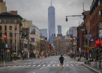 New York es la más afectada por el coronavirus en Estados Unidos