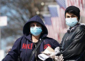 Nueva York supera los 25.000 casos en un dramático avance del coronavirus. Foto: EFE