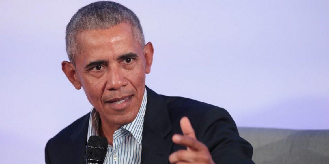 El expresidente de EE.UU. Barack Obama pide a los estadounidenses mantener el distanciamiento social por el coronavirus. Foto: AFP
