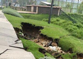 Temblor de 5.1 grados se registró en la madrugada de este sábado en Colombia. Foto: Gobernación de Cundinamarca/ Nicolás García