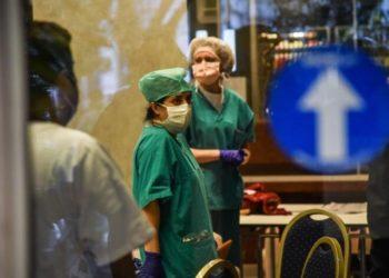 muertes por coronavirus en Francia