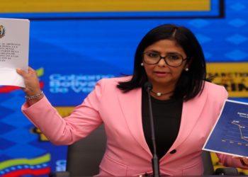«Sanctions are a crime». Así titula el gobierno venezolano su nueva campaña