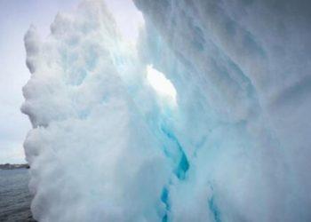 Groenlandia y la Antártida