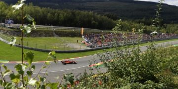 Fórmula 1: Gran Premio de Bélgica no se hará en agosto por coronavirus