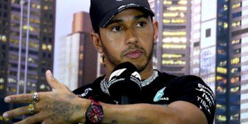 Hamilton desmiente rumores sobre ida a Ferrari: quiere seguir en Mercedes