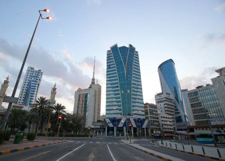 huéspedes en cuarentena en kuwait