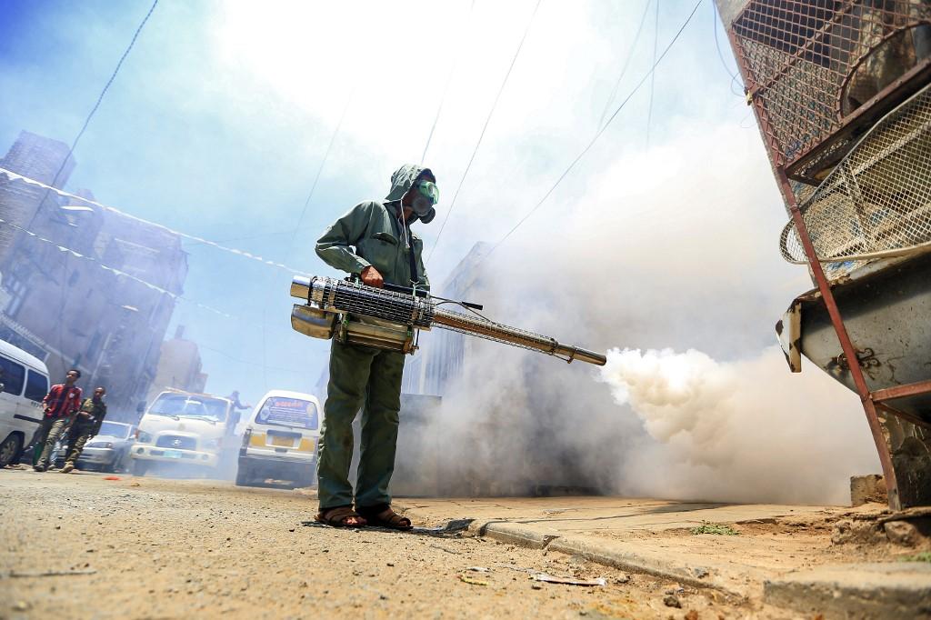 Primer caso de coronavirus en Yemen. Foto: AFP