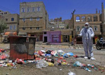 Yemen confirma su primer caso de coronavirus en medio de la guerra. Foto: AFP