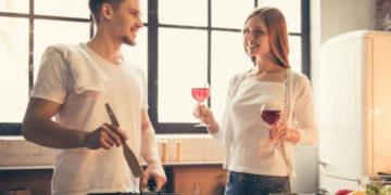 Hombres que cocinan bien resultan ser más atractivos