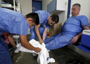 Al menos veinte médicos mexicanos han sido infectados por coronavirus