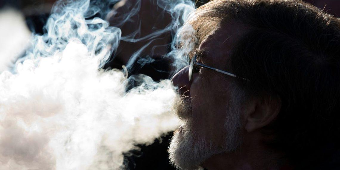 Dejar de fumar cigarrillo