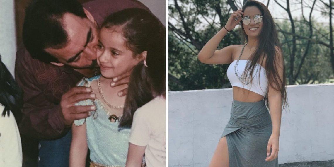Hija de Joan Sebastian Joana Marcelia Figueroa