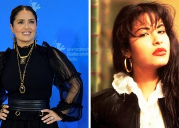 Salma Hayek / Selena Quintanilla