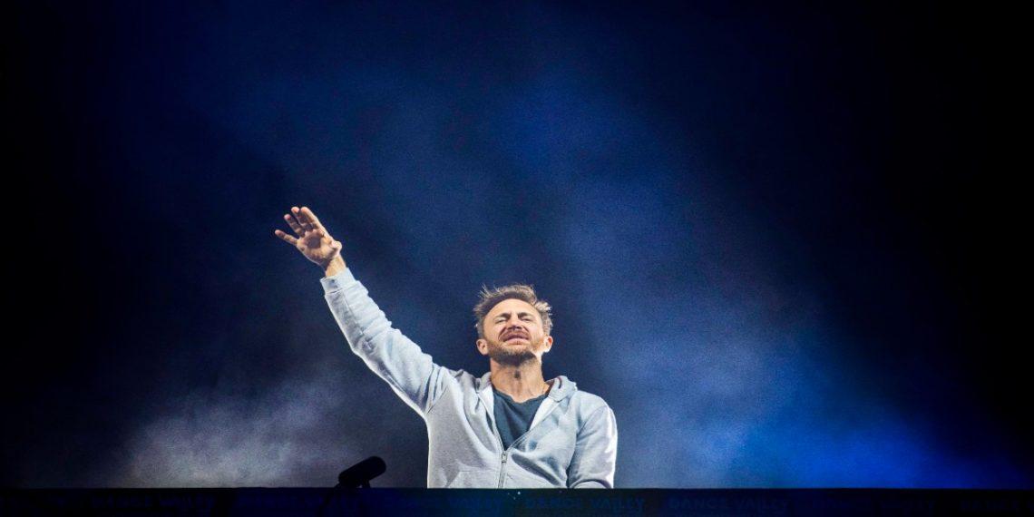 David Guetta concierto Miami