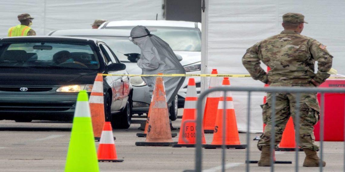 Muertes por COVID-19 en Florida aumentaron a 668 en las últimas horas