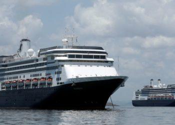 cruceros con coronavirus llegarán a Florida en EE.UU.