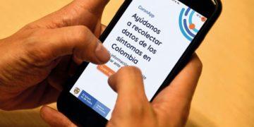 Coronapp, aplicación del coronavirus en Colombia