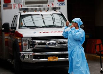 Alertan que se están acabando los hisopos para las pruebas de coronavirus en Nueva York