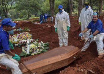 Aumento de muertes por coronavirus en Latinoamérica se dará en unas semanas