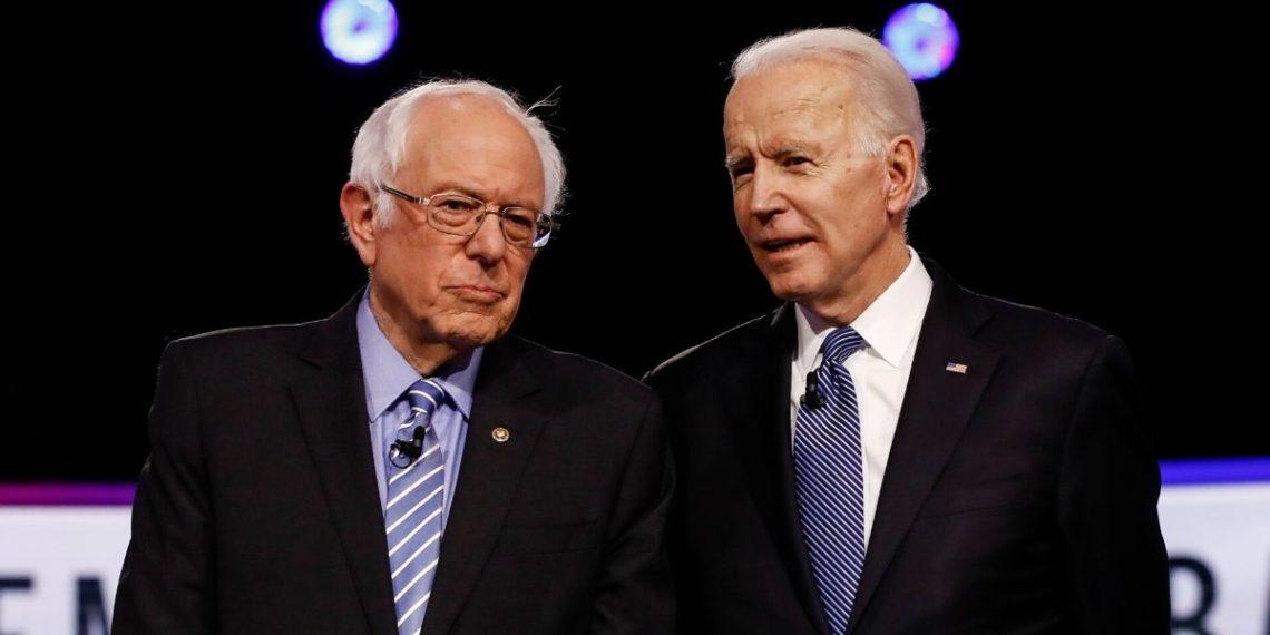 Bernie Sanders oficializa su apoyo a Joe Biden en la carrera presidencial en EE.UU.