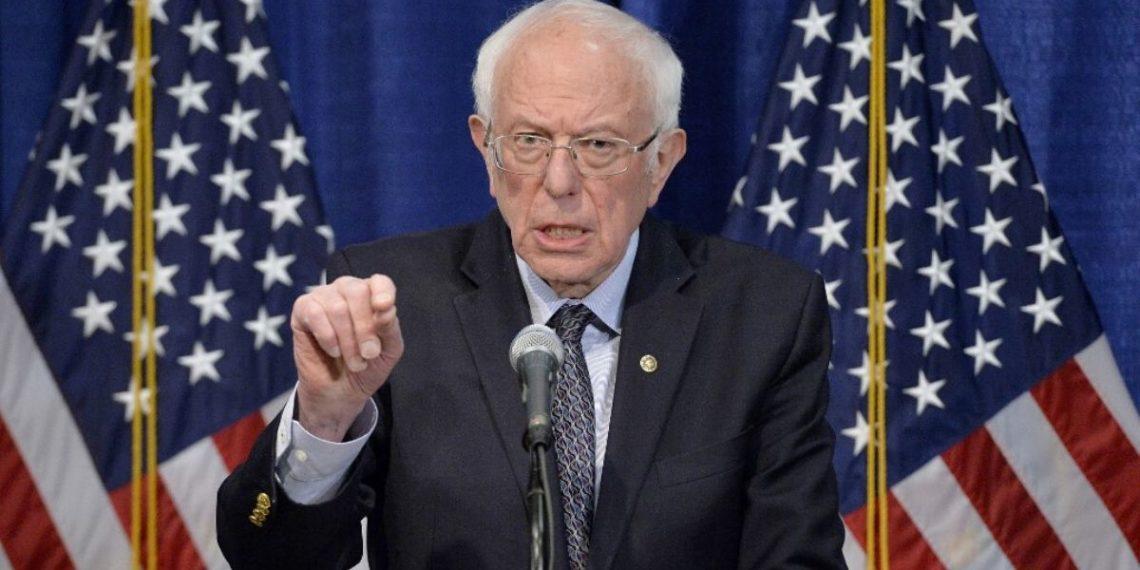Bernie Sanders renuncia a su candidatura a la presidencia de EE.UU. Foto: AFP
