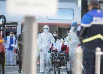 Casos de coronavirus 10 de abril.