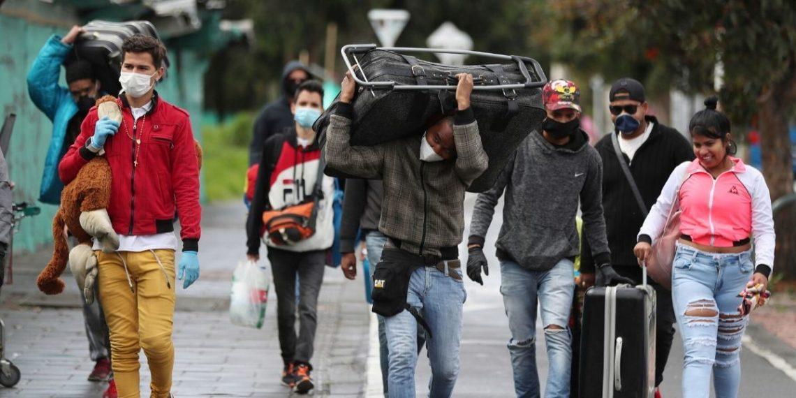 Colombia pide ayuda internacional para atender a migrantes venezolanos en medio del coronavirus