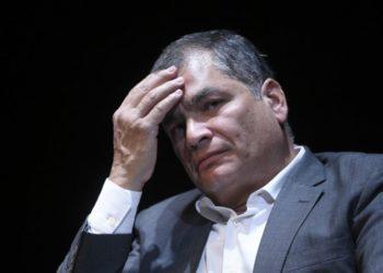 expresidente de Ecuador Rafael Correa es condenado por corrupción