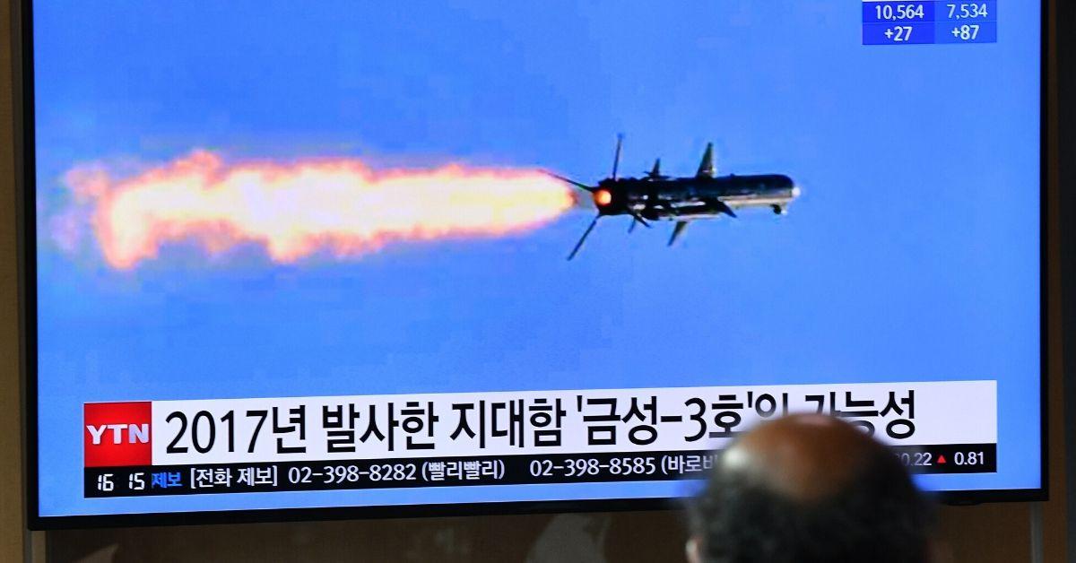 Corea del Norte misiles