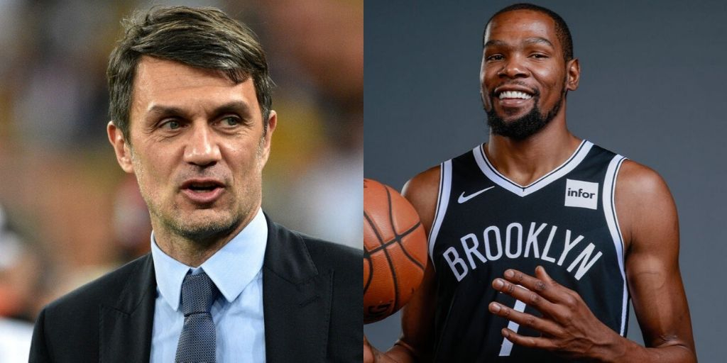 Desde Paolo Maldini hasta Kevin Durant: el coronavirus en el deporte
