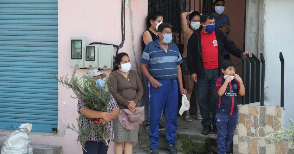 Ecuador casos coronavirus