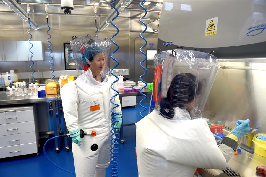 coronavirus laboratorio en Wuhan