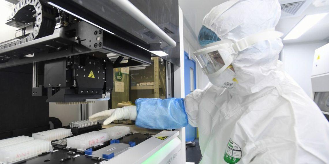Laboratorio de Wuhan