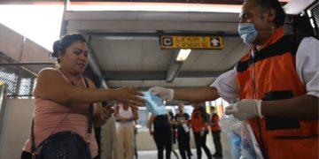 tapabocas será obligatorio en el Metro de México
