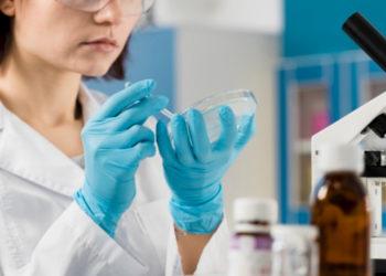 pruebas de sangre de gusano marino