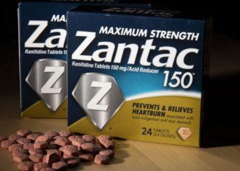 FDA pide sacar los productos de ranitidina (Zantac) del mercado