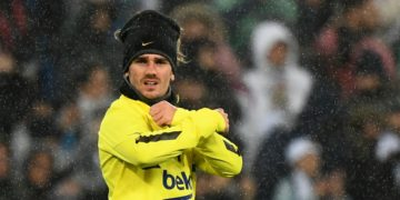 Inter pediria incluir a Griezmann si quieren a Lautaro Martinez