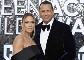 Jennifer López y Alex Rodríguez se acercan a comprar los Mets