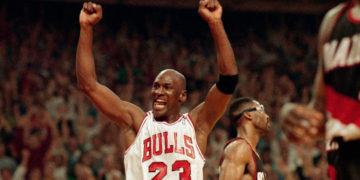 Jordan promociona su documental y recuerda su último título en la NBA