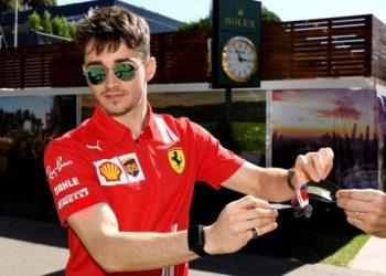 Leclerc sigue siendo el amo y señor de torneo virtual de Fórmula 1