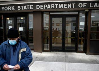 Más de 16 millones de personas perdieron su empleo en las últimas tres semanas en EE.UU.