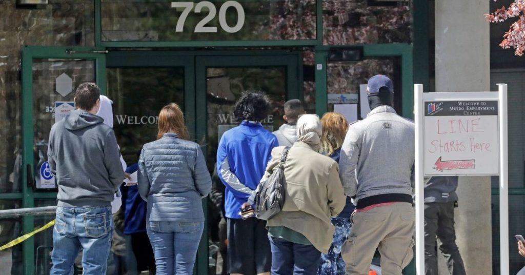 subsidio al desempleo en Estados Unidos