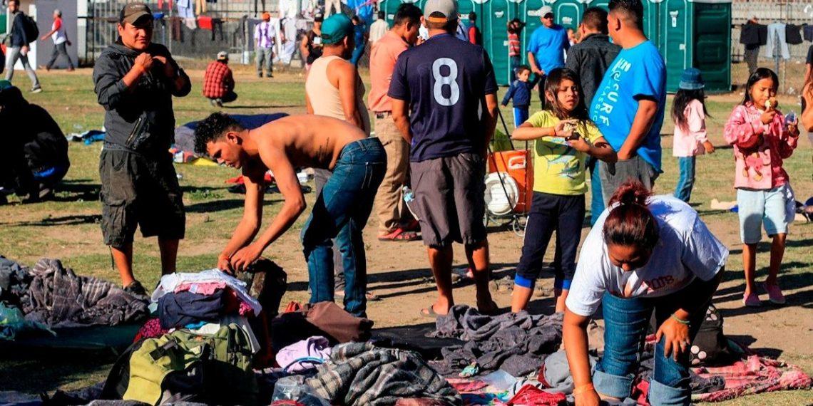 Migrantes en EU se quedan sin apoyo ante pandamia de COVID-19