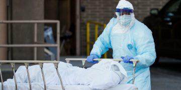 muertes por coronavirus en New York superan a las del 11 de septiembre