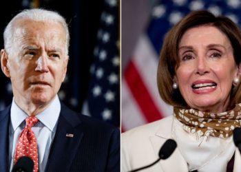 Pelosi apoyo Joe Biden