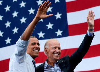 Obama apoya a Biden a la presidencia de EE.UU.