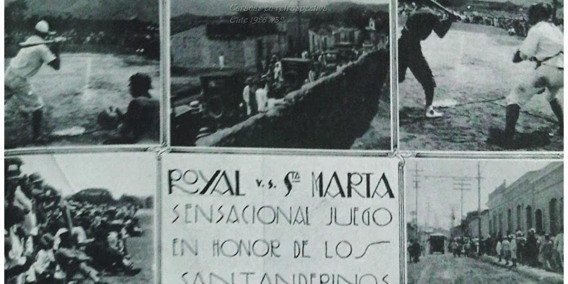 Pandemia en Venezuela: el día que la gripe española detuvo el béisbol de 1918.