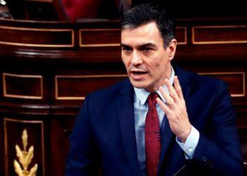 adnoticias-Pedro Sanchez, presidente del gobierno español-efe